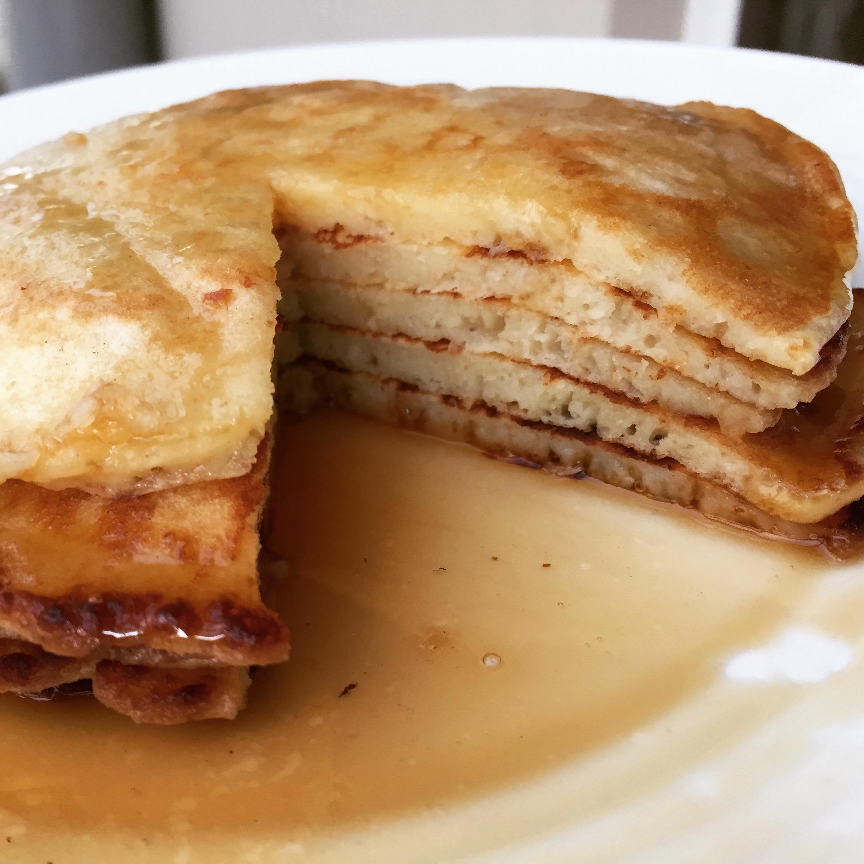 Breakfast Pancakes Nigella  Img